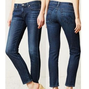AG Stevie Slim Straight Jeans 30x30.5